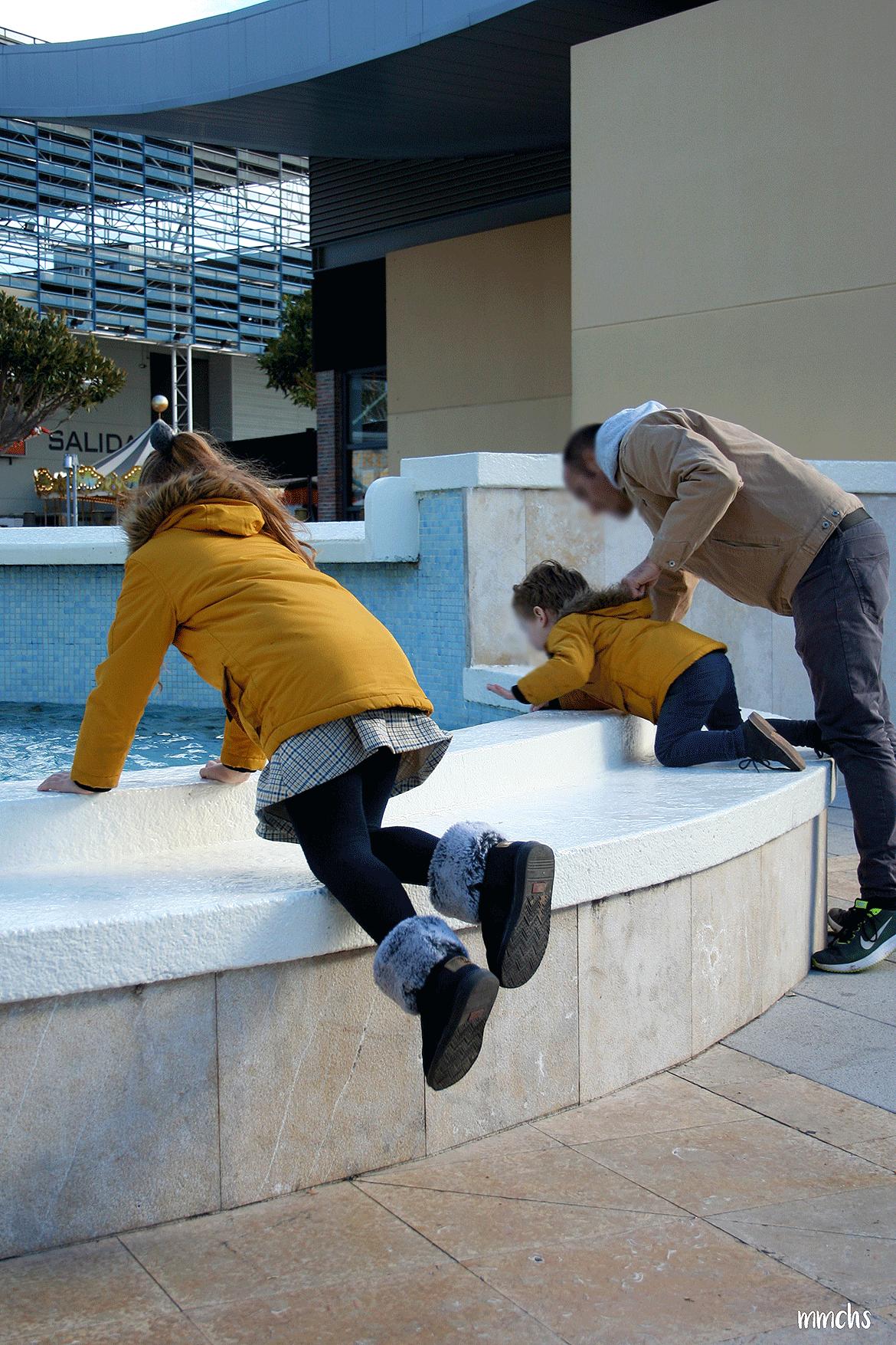 vestir a los hijos iguales
