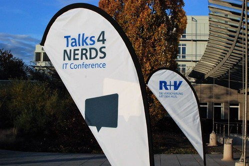 #Talks4Nerds: Cloud Infrastructure Automation | by R+V Versicherung