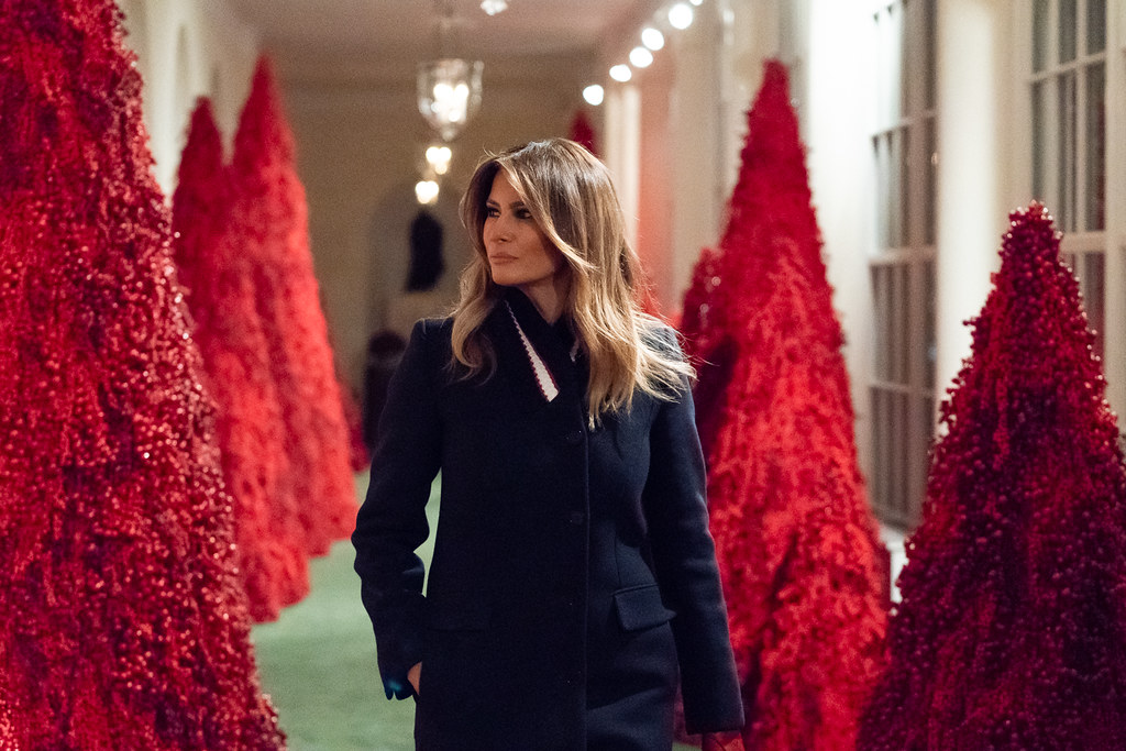 White House Christmas 2018
