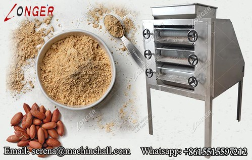 New Peanut Powder Grinding Machine Factopry Supply