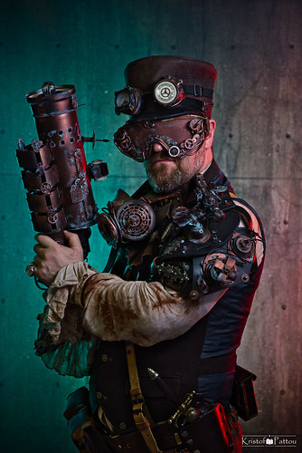 SteamPunk | by Kristof Pattou