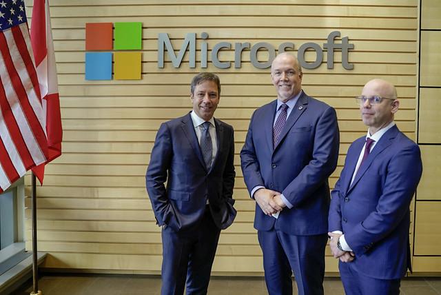 Microsoft Campus Tour
