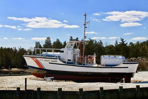USCG 44355 Tuckerton Seaport