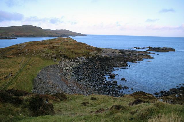 The coast north of Clashnessie