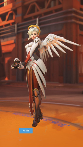 Mercy | by Oky - Space Ranger