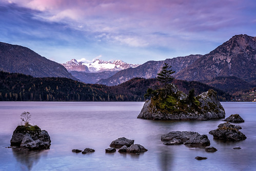 09ndgradfilter altaussee altausseersee austria dachstein haidaaustria haidafilter herbst landschaft morgenrot natur polfilter styria a7iii autumn dusk ilce7iii ilce7m3 lake landscape longexposure morningglow mountainscape outdoor sel24105g sony sunrise water
