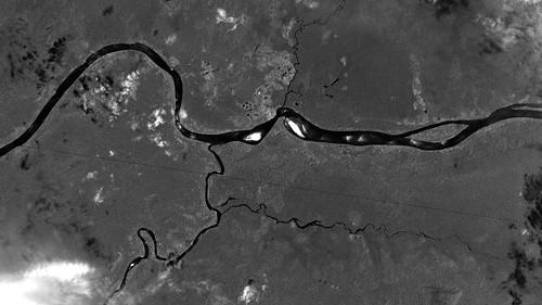 Rio Orinoco e Canal do Cassiquiare, Venezuela