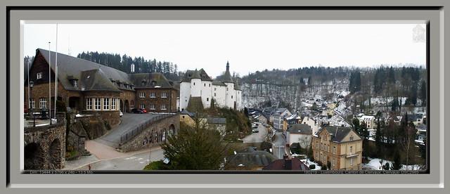 Luxembourg, Canton de Clervaux, Clervaux