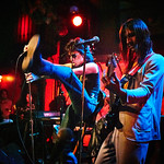 Thu, 08/11/2018 - 6:57pm - The Lemon Twigs Live at Rockwood Music Hall, 11/8/18 Photographer: Gus Philippas