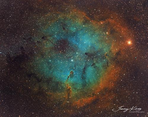 Elephant Trunk Nebula | by jmfdiver