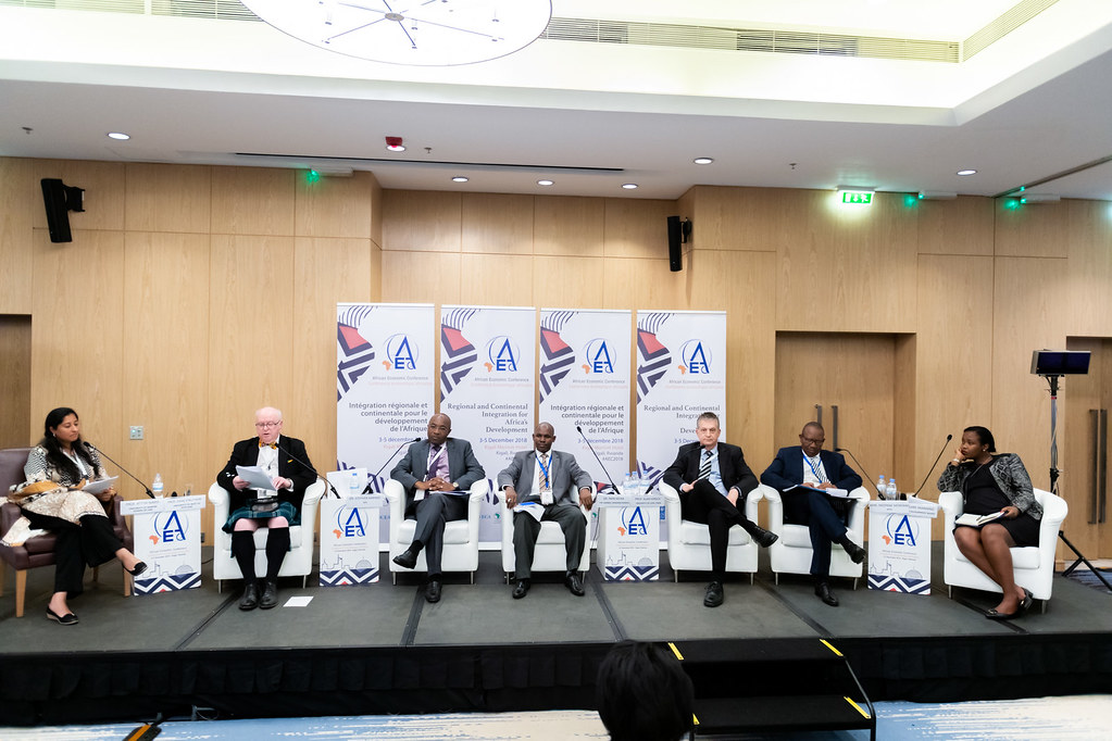 Leverage private sector for Africa's integration