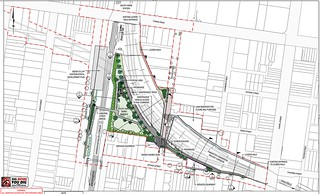 Melbourne Metro 1 tunnel draft plans: Eastern portal | by Daniel Bowen