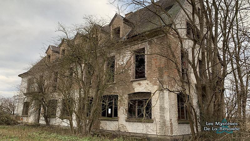 Hôtel abandonné