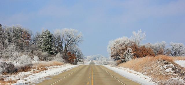 The Knob Road . . .