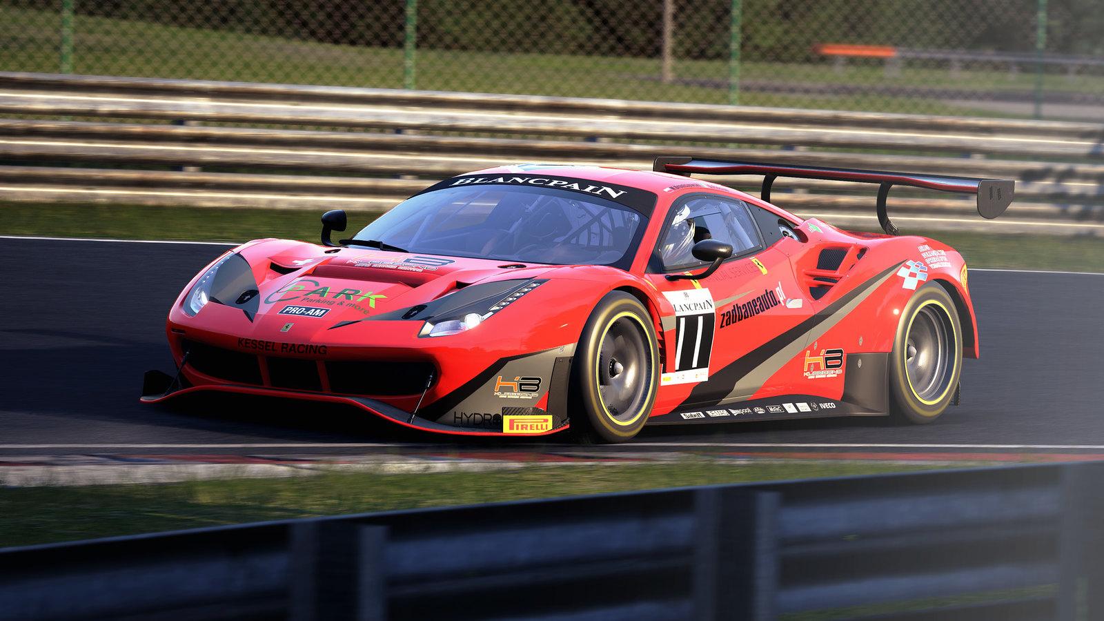Assetto Corsa Competizione V0.4.0  Screen 2