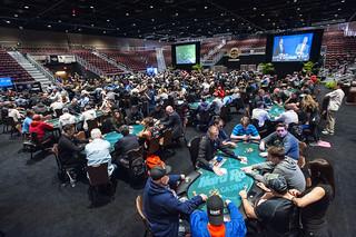 Tournament Area - WPT Seminole Rock N Roll Poker Open ...