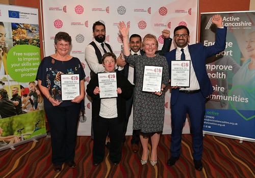 23/11/2018 Lancashire Sports Awards 2018 | by Active Lancashire