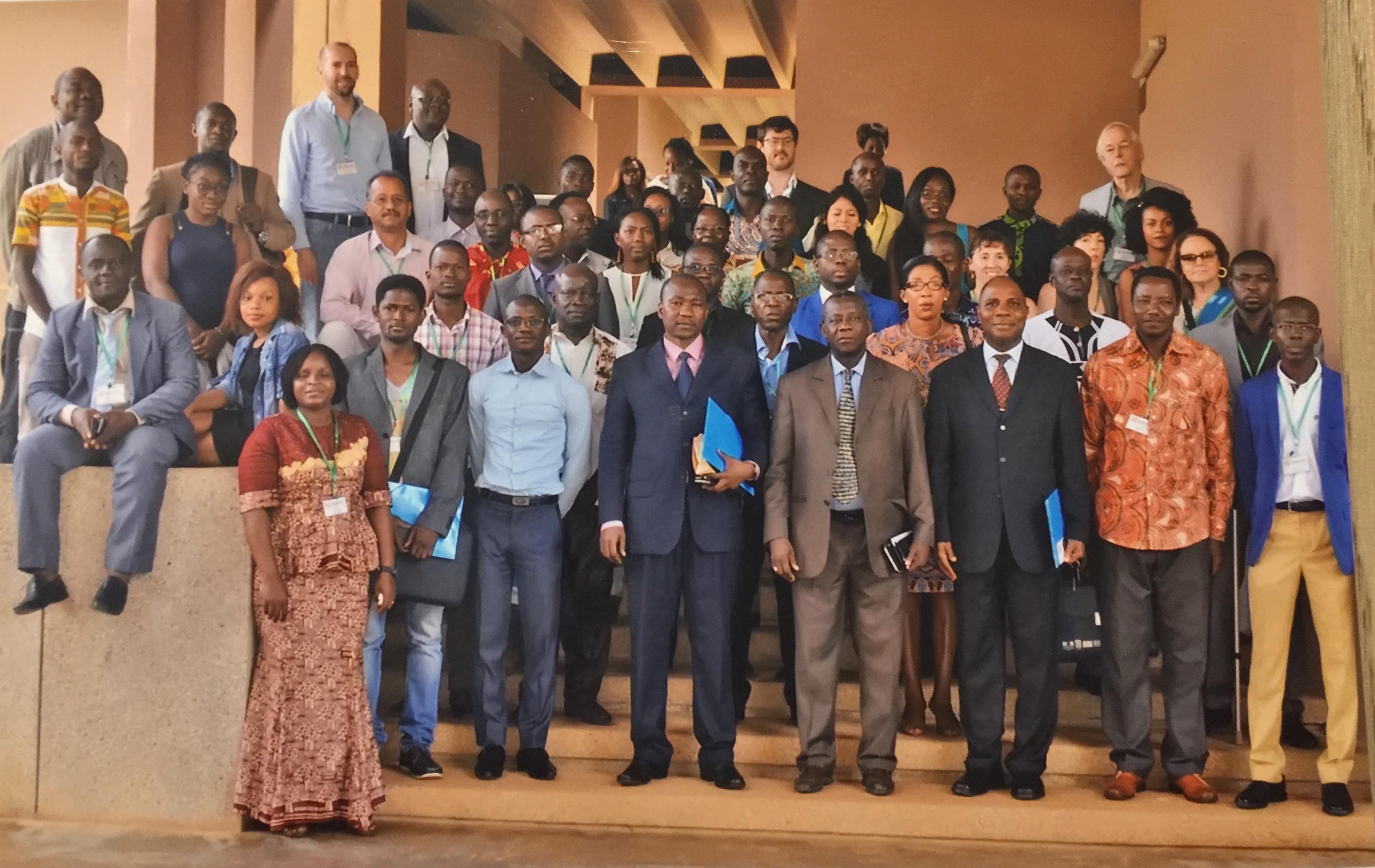 Congrès d'Abidjan 2017 - pane-listes