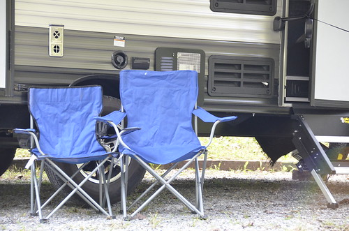 Campground at Smith Mountain Lake State Park | by vastateparksstaff