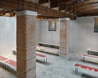 La Pointe de la Douane restaurée par Tadao Ando pour la Fondation F. Pinault (Venise)