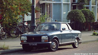 Peugeot 304 cabriolet 1973 | by XBXG