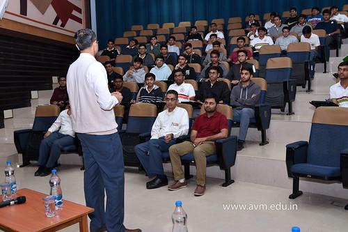Info Session with Shiv Nadar University (5)   by Atmiya Vidya Mandir