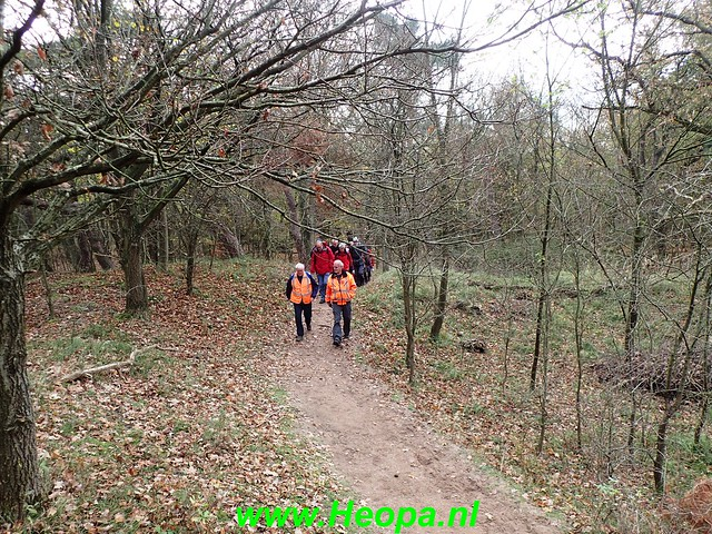 2018-11-21              Bloemendaal         25 km    (10)