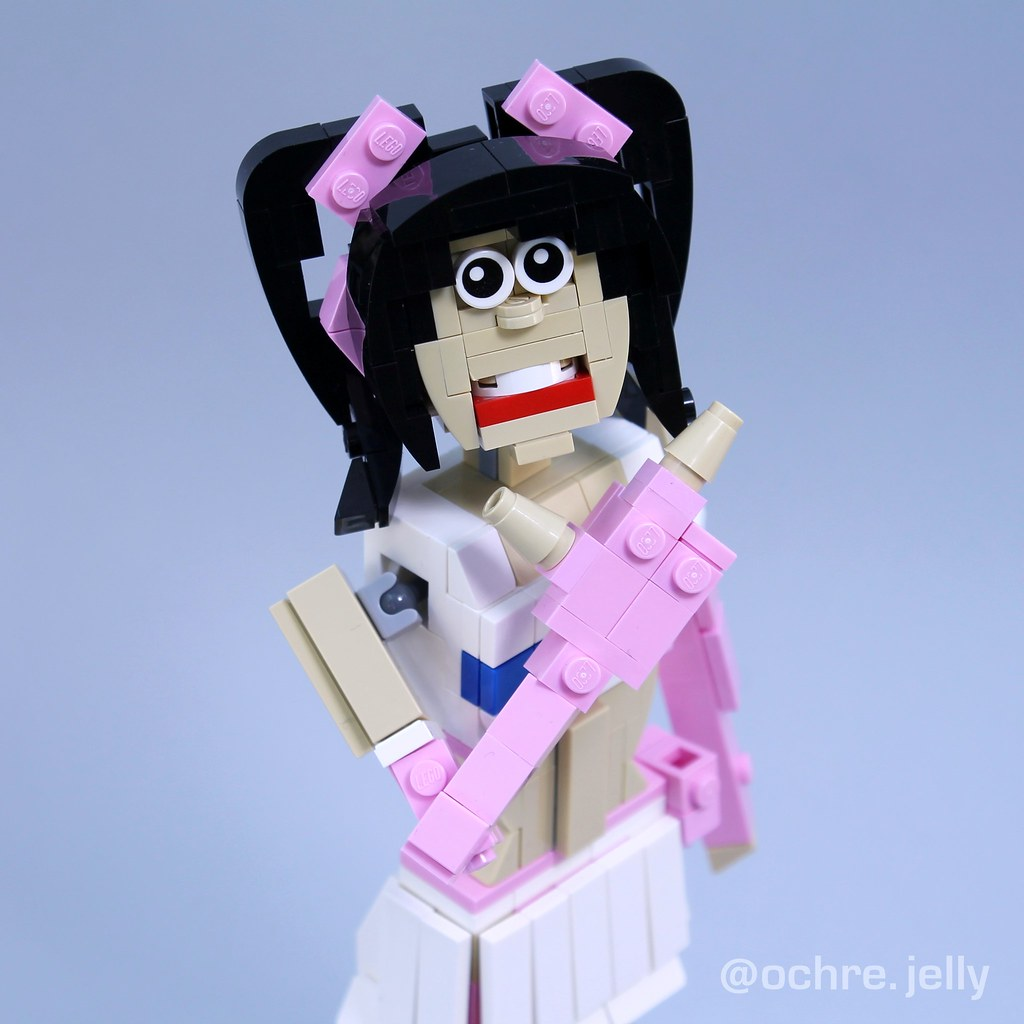 Hit or miss    |    I guess they never miss, huh? LEGO brick