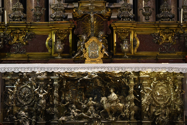 Naples : Cathédrale Notre-Dame-de-l'Assomption