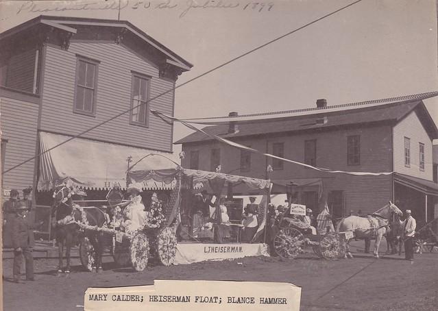 SCN_0170 1899 Sep Pville Jubilee Mary Calder LJ Heiserman Blanche Hammer