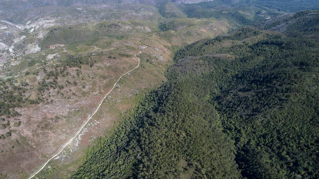 Frontera Haití y República Dominicana