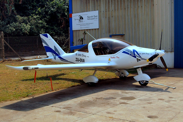 ZU-DUI   TL Ultralight TL-2000 Sting [05ST110] Durban-Virginia~ZS 18/09/2014