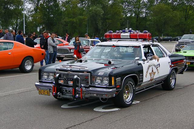 Chevrolet Bel Air 'Highway Patrol' 1975 (6389)