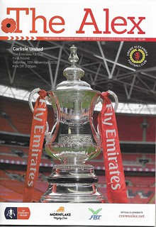 Crewe Alexandra V Carlisle United 10-11-18 | by cumbriangroundhopper