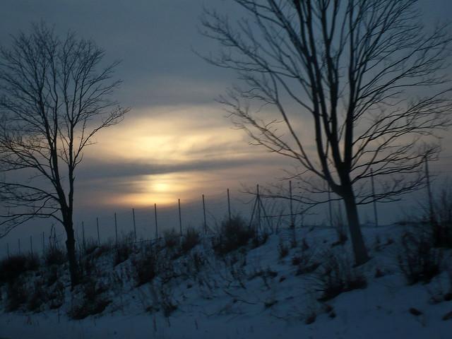 Sunset on the Isle of Fehmarn (1050154)