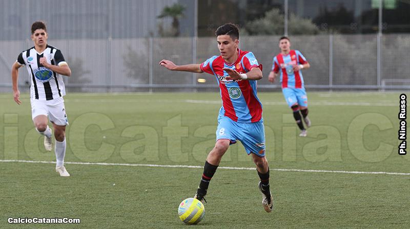 Simone Palermo ha segnato la seconda rete stagionale (foto di repertorio)