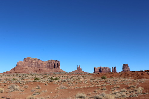 Monument Valley   by Monika Knight