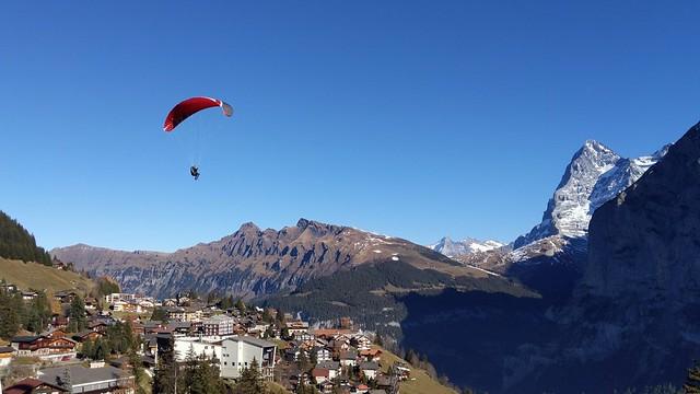 Mürren, Berner Oberland, Switzerland - Google Pixel 3