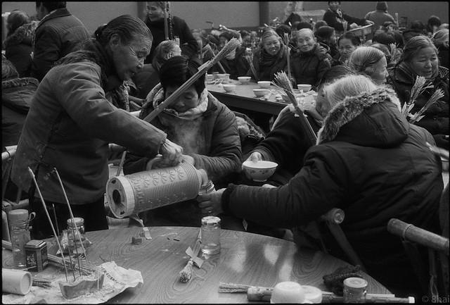 2009.12.29.[18] Zhejiang Tíng zhi Town Lunar November 14 Yongning Temple Festival 浙江 停趾镇十一月十四永宁寺大节-80
