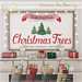 {what next} Christmas Tree Farm Sign - free gift for Shop & Hop
