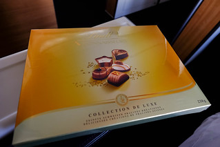 Lindt chocolates from the crew | by A. Wee
