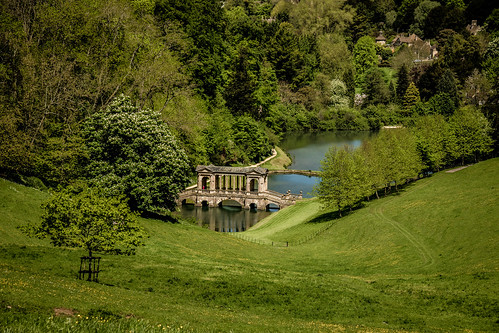 bath uk landscape roman romanbaths priorpark architecture england park green bathuk parkland trees
