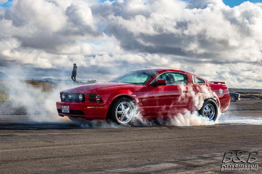 Ford Mustang GT ´06   1  umferð Íslandsmótsins í Kvartmílu 7…   Flickr