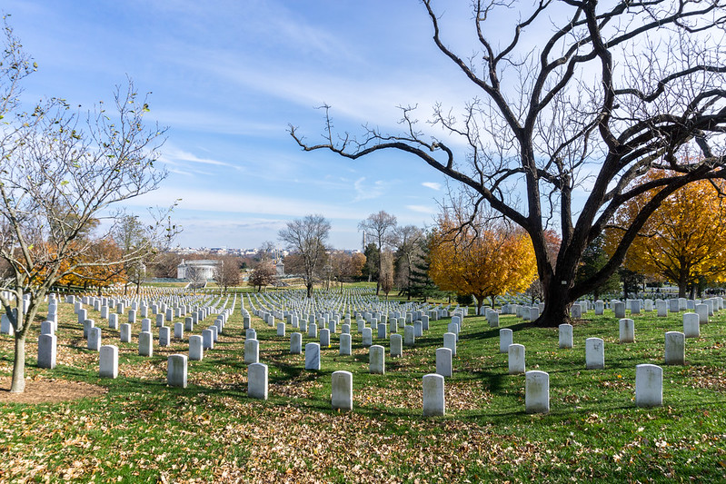 Arlington National Cemetery, Arlington, Va., Nov. 2018
