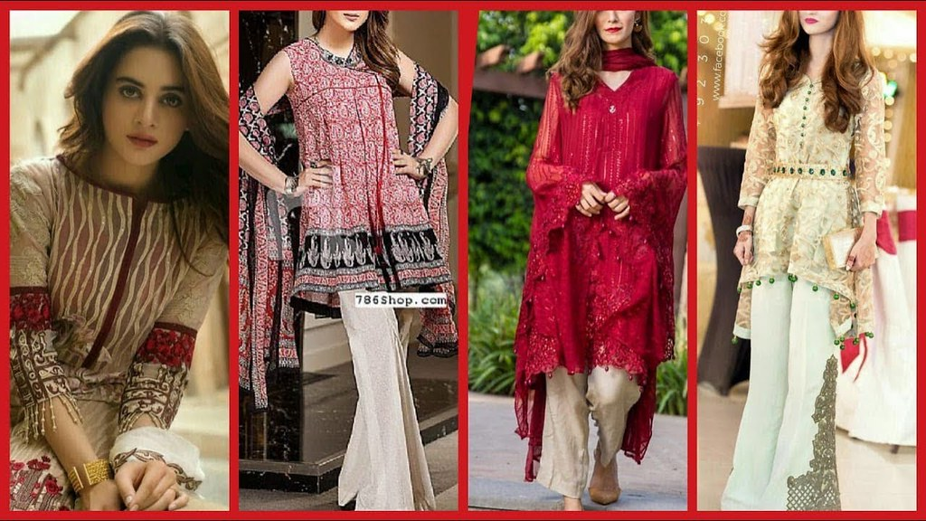 Latest Stylish Casual Kurti Shirts Designs 2018 2019 Flickr