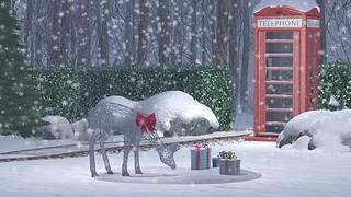 Blog 404 - Winter Scene