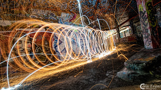 Lightpainting in London | by Colin_Evans