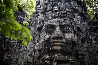 Gateway To The Bayon, Cambodia | by El-Branden Brazil