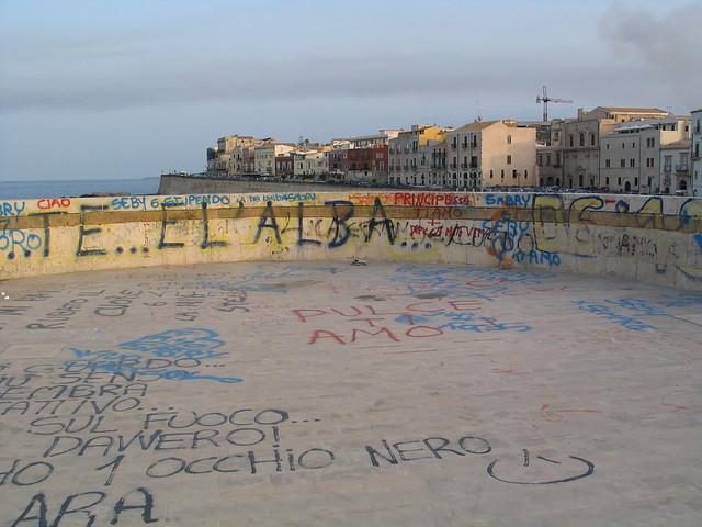 Syracuse - Sicily - Italy