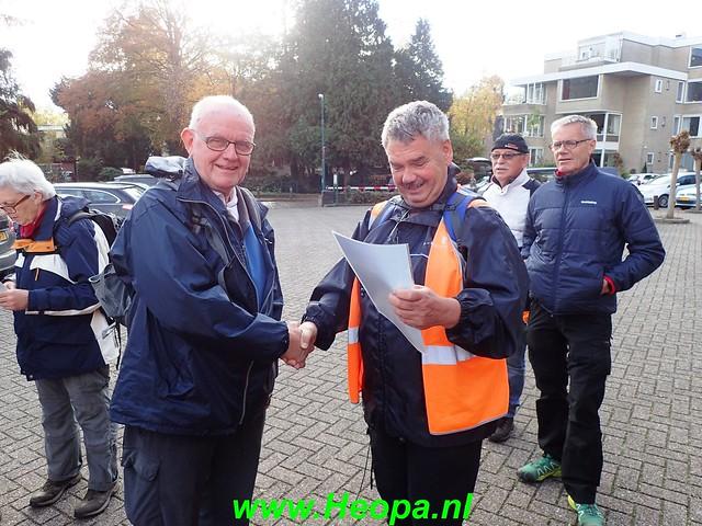 2018-11-07               Baarn SOP           25 Km  (8)
